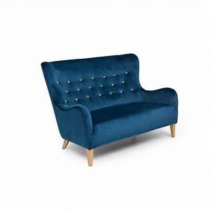 Retro Sofa 2 Sitzer : vintage sofa medina 2 sitzer ~ Bigdaddyawards.com Haus und Dekorationen