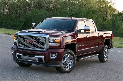 Chevy Denali Trucks by Gmc Teases New Duramax With Photos Of 2017 Scoop