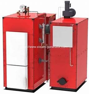120kg  H Wood Pellets Fired Steam Generators
