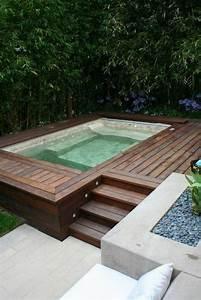 la petite piscine hors sol en 88 photos petites piscines With terrasse en bois pour piscine hors sol 5 piscine 100 bois decouvrez cette nouvelle piscine bois