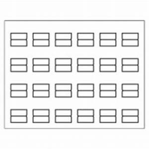 free averyr template for microsoftr word index tabs 16280 With avery template 16281