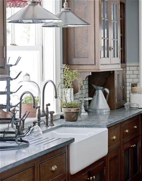 Shaws Original Two Bowl Farmhouse Sink by A Modern Farmhouse Kitchen