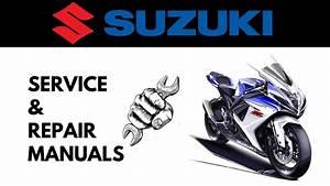 Suzuki Gsxr 1100 Service Manual Free Download