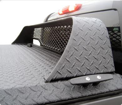 diamondback  profile cab guard mobile living truck  suv accessories