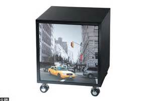 Le De Chevet New York by Table De Chevet Style New York