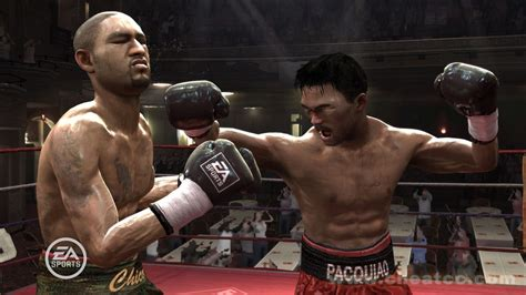 fight night   review  playstation