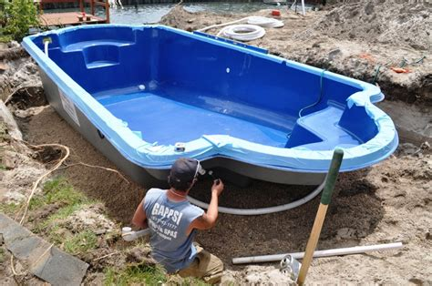 Prefab Above Ground Pool