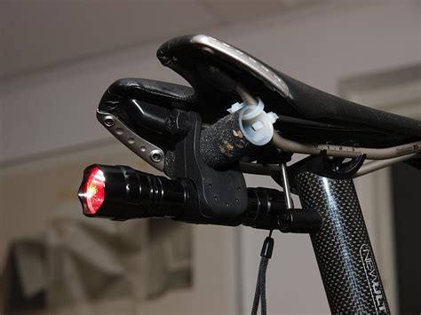 mount saddle taillight bike ragnar flashlight anyone did rails syntax jensen reason edited thing same pm last