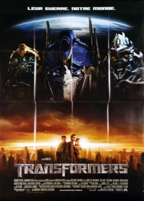 affiche transformers michael bay cinesud affiches cinema