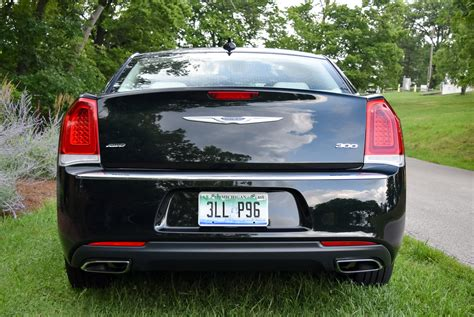 Chrysler Limited by Review 2016 Chrysler 300 Limited 95 Octane