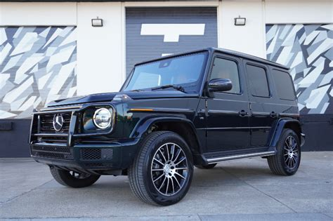 2021 mercedes g63 amg g class price: Used 2021 Mercedes-Benz G-Class G 550 For Sale ($169,900)   Tactical Fleet Stock #PMX367910
