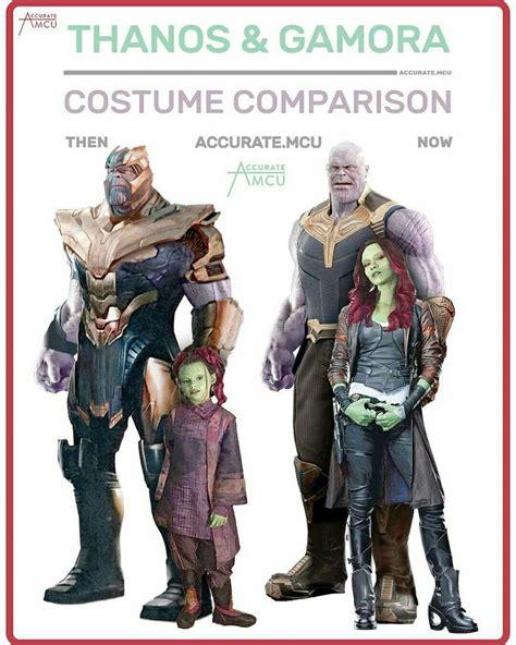 Pin by Sami Reaz on MCU costume comparison   Gamora comic ...