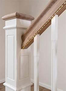 Außentreppen Beleuchtung Led : treppenbau vo plz 23858 reinfeld geschlossene wangentreppe mit led handlaufbeleuchtung ~ Sanjose-hotels-ca.com Haus und Dekorationen
