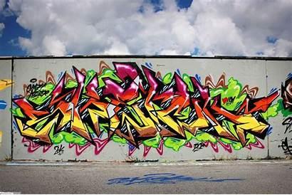 Graffiti Tag Rue Wall Urban Peinture Psychedelic