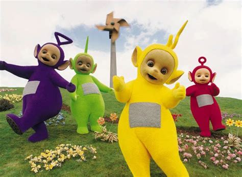 teletubbies go 21st century with touch screen tummies and new home ok magazine