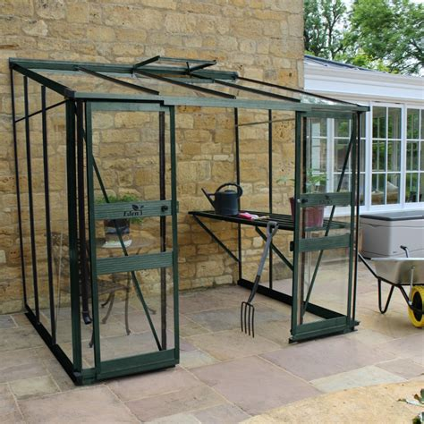 serre de jardin adossee en verre serre adoss 233 e 4 93m 178 en verre tremp 233 broadway verte greenhouses