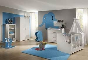 deco chambre bebe garcon gris et bleu With chambre bebe garcon bleu gris