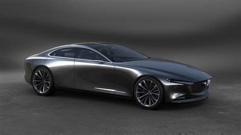 2017 Mazda Vision Coupe Concept Wallpapers & Hd Images
