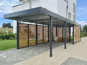 Carport Aus Holz : carport aus metall mit rhombus wandelementen im modernen stil screenshots in 2019 carport ~ Orissabook.com Haus und Dekorationen