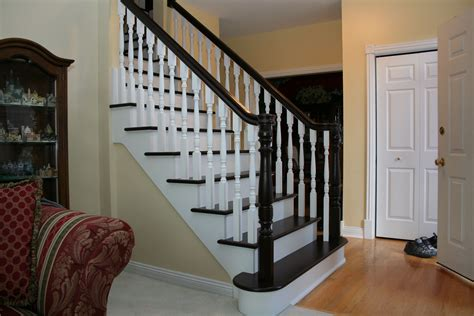 Treppenaufgang Streichen Ideen by Painted Staircase Chicago Jpg 3456 215 2304 House
