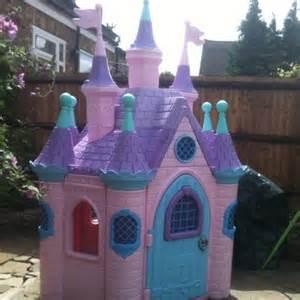 Disney Princess Outdoor Castle Playhouse