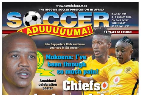 In This Week's Edition Of Soccer Laduma - Issue 984