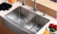 country kitchen sinks Kraus Country-Style Kitchen Sink   Groupon Goods