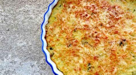 cuisiner millet recette du gratin de courgettes et poireaux au millet