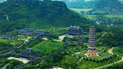 4k Vietnam Mountain Wallpapers Landmark Village Landscape