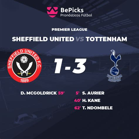 Sheffield United vs Tottenham - Predictions, preview and stats