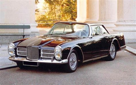 Facel Vega Facel II - Pictures, posters, news and videos ...