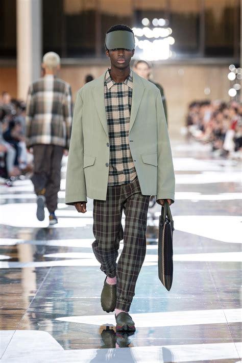 Ermenegildo Zegna Couture Spring Summer 2019 Men's