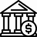 Bank Icons Banking Icon Banks Business Commercial