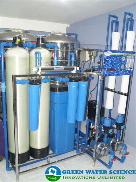 green water science  saudi arabia water treatment