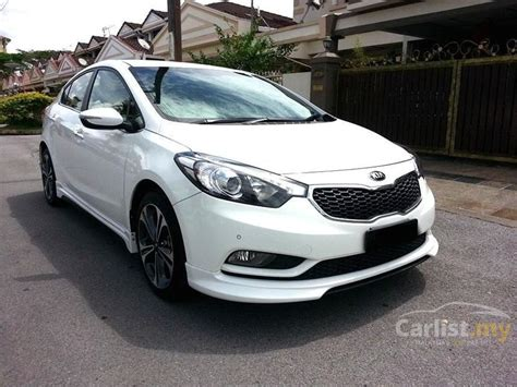 Best New Car Warranties 2015 by Kia Cerato 2015 1 6 In Selangor Automatic Sedan White For