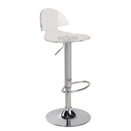 new jersey seating clear acrylic bar stool counter swivel