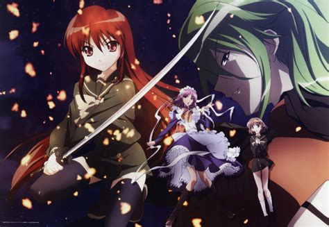Shana Anime Wallpaper - shakugan no shana hd wallpaper and background