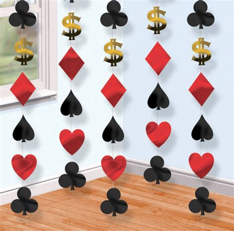 Casino Party Hanging String Decorations Cards Vegas Poker. Decorative Glass Stones. Living Room Ideas With Grey Couch. Dining Room Table Centerpiece Ideas. Paint A Room App. Home Decorating Sites. Bed Room. How To Decorate A Bathroom Window. Decorative Wall Paper