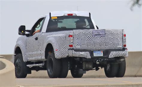 ford v10 2020 2020 ford duty spied pickuptrucks news
