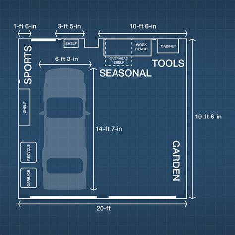 home design graph paper garage storage and organization ideas