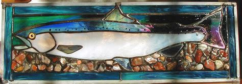 stained glass  collette glassjewelcom