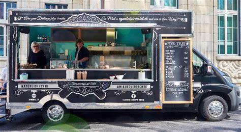 Food Truck - Picture of Restaurant EINSTEIN, Aarau