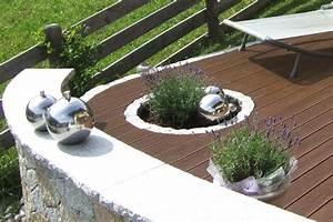 Terrassenmöbel Für Kleine Terrassen : terrassen gestaltung ein platz an der quelle heimwerken ~ Markanthonyermac.com Haus und Dekorationen