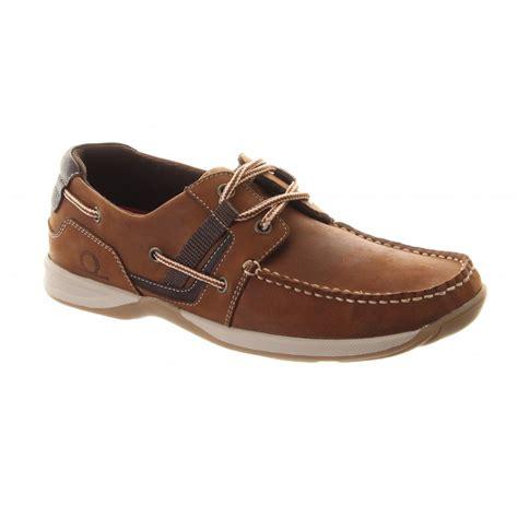 Brown Deck Shoes chatham mens goodison tan brown lace deck shoe