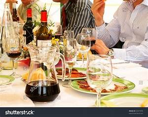 People Eating In A Restaurant Stock Photo 52677076 : Shutterstock