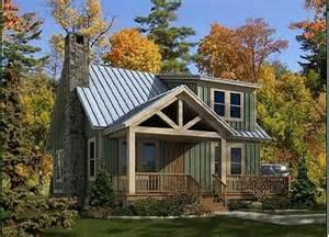 Narrow Cottage Plans