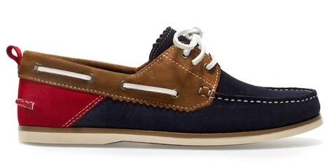 Boat Shoes Esquire by Shoe Zara Docksider Boat Shoe The Best Shoes For