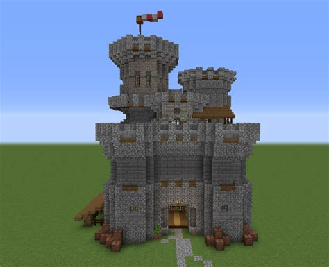 medieval  grabcraft  number  source  minecraft buildings blueprints tips