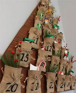 Idée Calendrier De L Avent Homme : calendrier de l 39 avent fabriquer soi m me plus de 70 id es diy ~ Dallasstarsshop.com Idées de Décoration