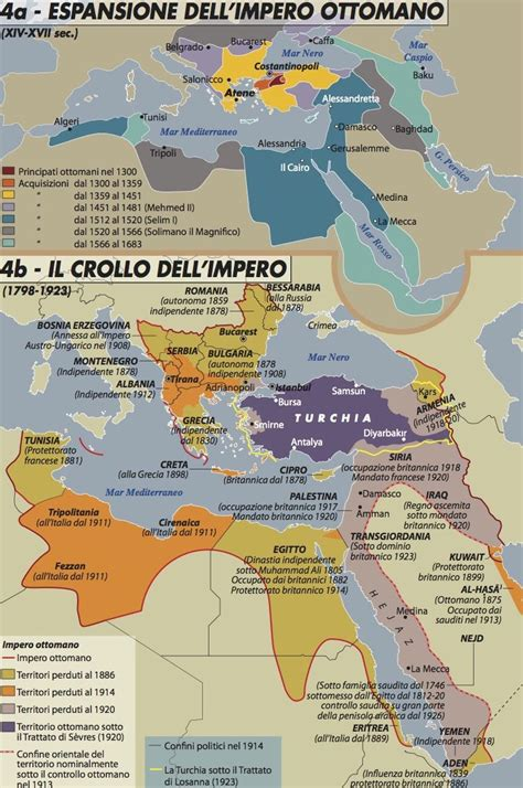 impero ottomano 1900 l espansione dell impero ottomano limes